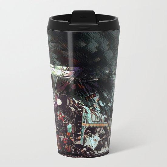 Citate Aquilonius Metal Travel Mug
