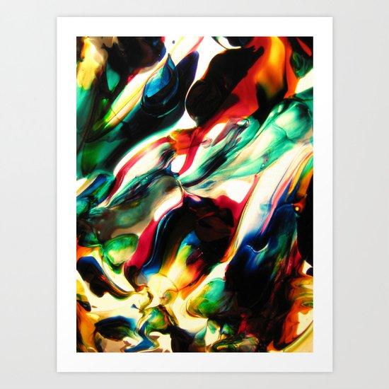 Source110 Art Print