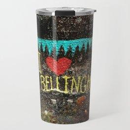 I Love Bellingham Travel Mug