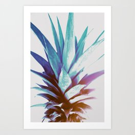 Tropical Top Art Print