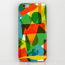 Super Colors iPhone Skin