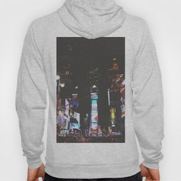 Evening Glow - Times Square Hoody