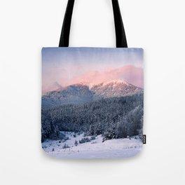 Mountain II Tote Bag