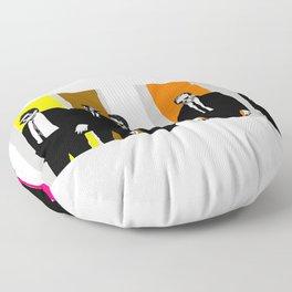 reservoir dogs Floor Pillow