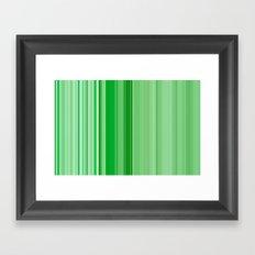 green friday Framed Art Print