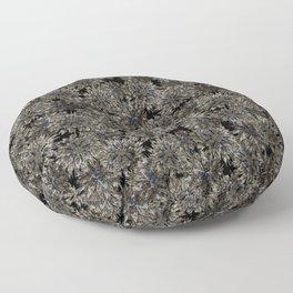 Jewelry Grid #1 Floor Pillow