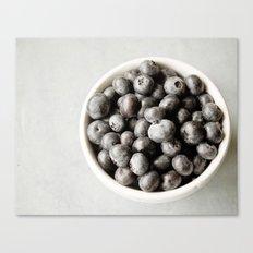 Blueberry Hill Canvas Print