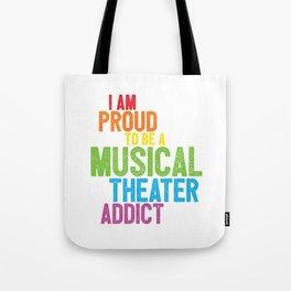 Musical Theater Pride Tote Bag