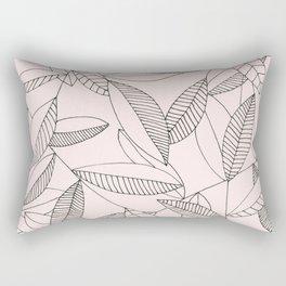 You're making me blush Rectangular Pillow
