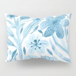 Swept Away Wildflowers Pillow Sham