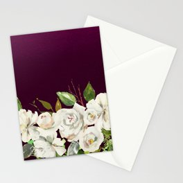 Flowers bouquet 83 Stationery Cards