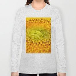 Little bet of sun flower..... Long Sleeve T-shirt