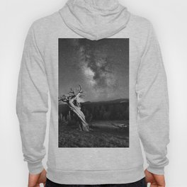 Under Starry Sky At Night Hoody