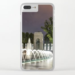 Glory of the Atlantic Clear iPhone Case