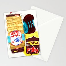 Bread Box Stationery Cards