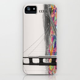 It's in the Water iPhone Case