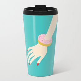 Donuts are the new diamond Travel Mug