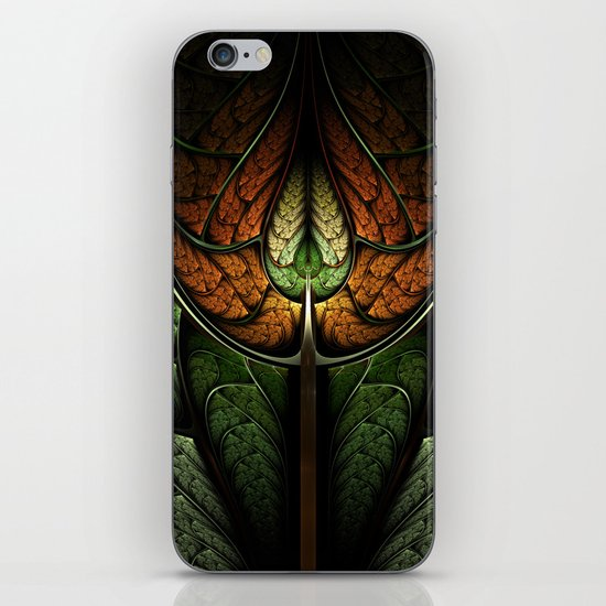 Elven Forest iPhone & iPod Skin