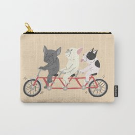 tandem bike Carry-All Pouch