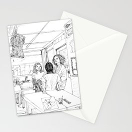 Oh: wow. Stationery Cards