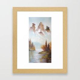 Masters Framed Art Print