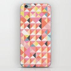 Geo Coral iPhone & iPod Skin