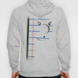 """P is for """"Perforated"""" Hoody"""