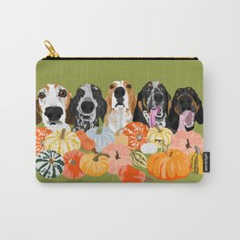 Coonhounds and Gourd Carry-All Pouch