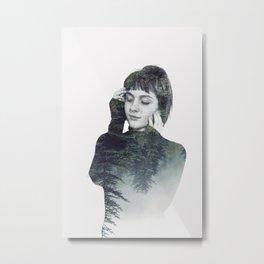 Mara W. Metal Print