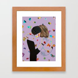 Yes (About Time) Framed Art Print