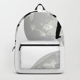 Painter Varnisher Moon Upholsterer Backpack