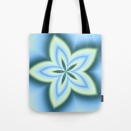 String Art Flower in MWY 01 Tote Bag