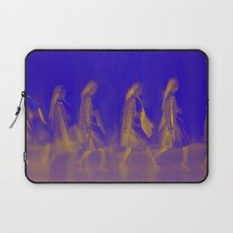 Walking women Laptop Sleeve