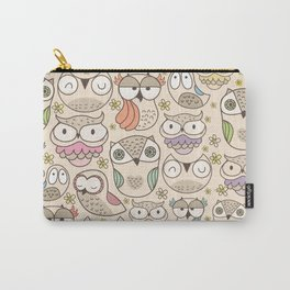 The owling Carry-All Pouch