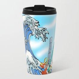 WindWaker: Great Wave Travel Mug