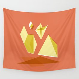 Geometry Textbook 1965 Wall Tapestry
