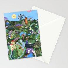 Sleeping Giants Stationery Cards