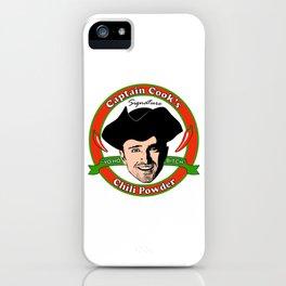 Captain 'Cook' iPhone Case