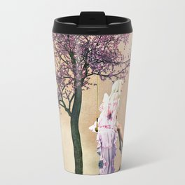 Blossom angel Travel Mug