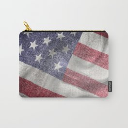4th of July Fabric of America Carry-All Pouch