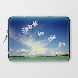 Spirit in the Sky Laptop Sleeve