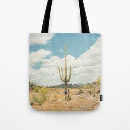 Old West Arizona Tote Bag