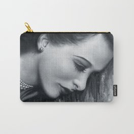 Hedy Lamarr, 1940 Carry-All Pouch