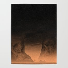 Blood Meridian Poster