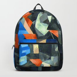 Francis Picabia Procession Seville Backpack