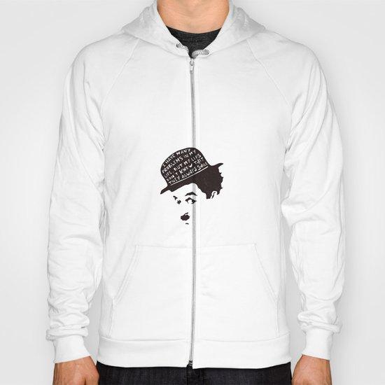 Charlie Chaplin Hoody