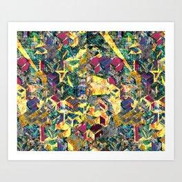 gifslap h-tile 2! Art Print