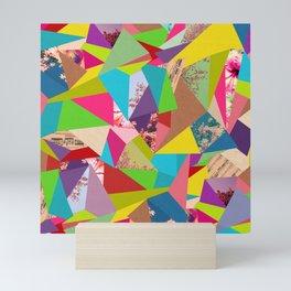 Colorful Thoughts Mini Art Print