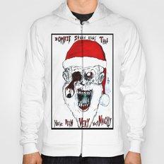 Santa Of The Dead Hoody