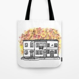 Splash | Burano Tote Bag